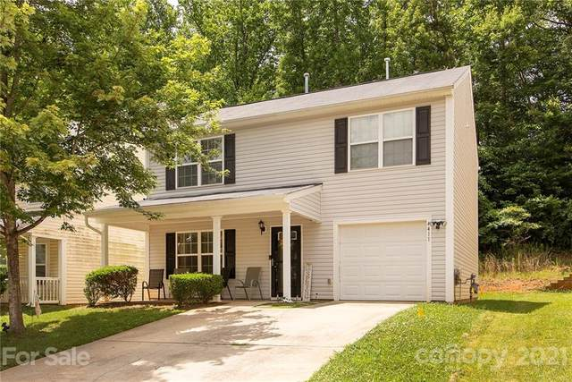 4411 Trillium Fields Drive, Charlotte, NC 28269 (#3751416) :: Besecker Homes Team