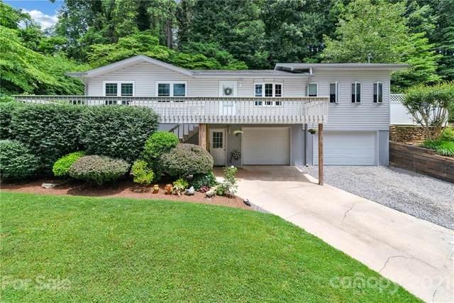 83 Belleview Road, Waynesville, NC 28786 (#3751418) :: Modern Mountain Real Estate
