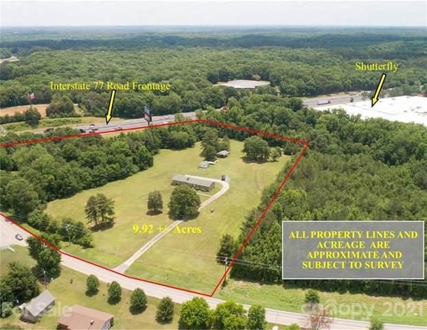 9.92ac Coltharp Road, Fort Mill, SC 29715 (#3751487) :: Scarlett Property Group