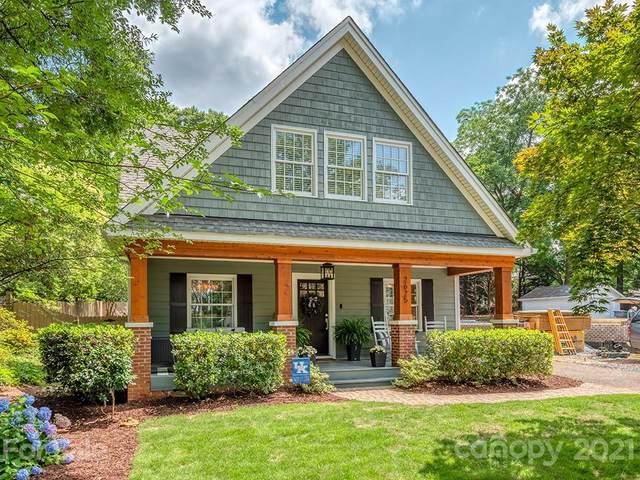 2625 Laburnum Avenue, Charlotte, NC 28205 (#3751505) :: Carlyle Properties