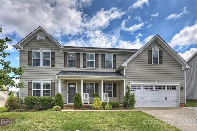 2009 Clover Hill Road, Indian Trail, NC 28079 (#3751550) :: The Allen Team