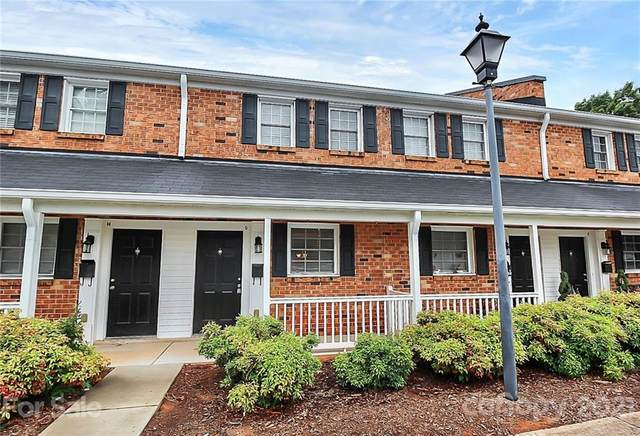 1348 Green Oaks Lane G, Charlotte, NC 28205 (#3751606) :: BluAxis Realty