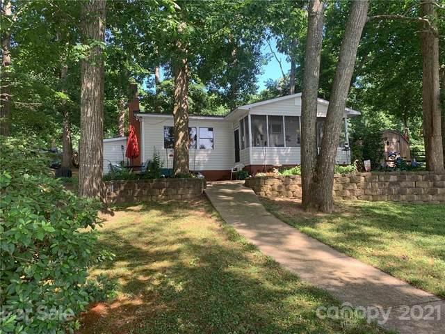9877 Pine Tree Road, Norwood, NC 28128 (#3751623) :: The Mitchell Team