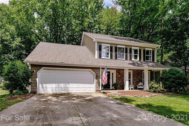 2923 Summerland Drive, Matthews, NC 28105 (#3751634) :: Home and Key Realty