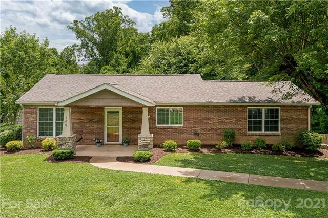 166 Pisgah View Road, Asheville, NC 28806 (#3751658) :: Odell Realty