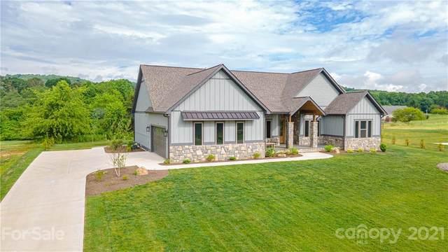 94 Milana Drive #28, Mills River, NC 28759 (#3751682) :: Besecker Homes Team