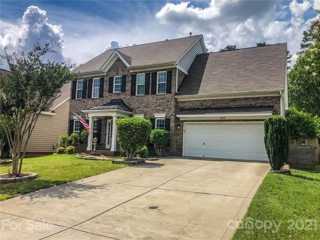 300 Mary Caroline Springs Drive, Mount Holly, NC 28120 (#3751759) :: The Allen Team