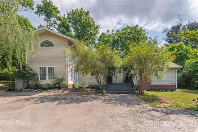 915 W Chapel Road #2, Asheville, NC 28803 (#3751767) :: Besecker Homes Team
