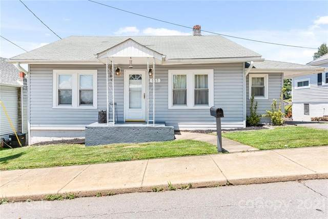 151 N Main Street, Canton, NC 28716 (#3751783) :: Odell Realty