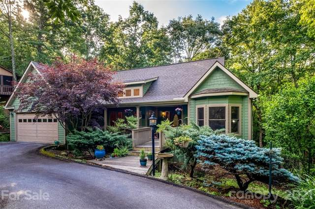 71 Kanvsita Court, Brevard, NC 28712 (#3751846) :: Modern Mountain Real Estate