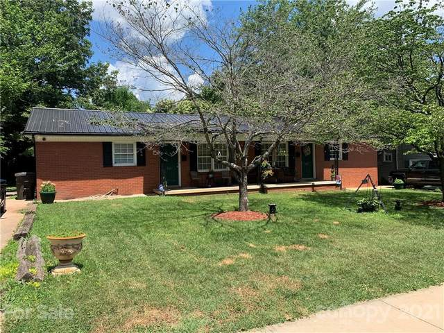 523-525 Stockton Street, Statesville, NC 28677 (#3751855) :: Carlyle Properties