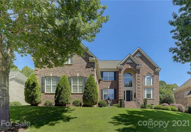 16837 Crosshaven Drive, Charlotte, NC 28278 (#3751944) :: Lake Wylie Realty