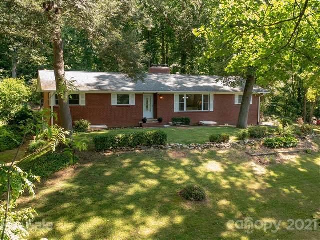 25 Monte Vista Circle, Candler, NC 28715 (#3751964) :: Keller Williams Professionals