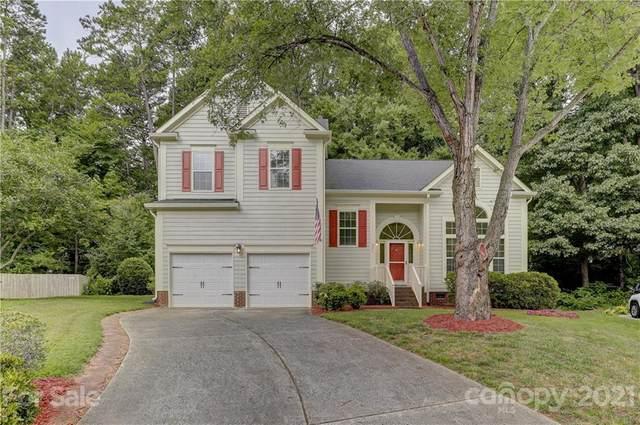 3521 Crescent Knoll Drive, Matthews, NC 28105 (#3751973) :: Robert Greene Real Estate, Inc.