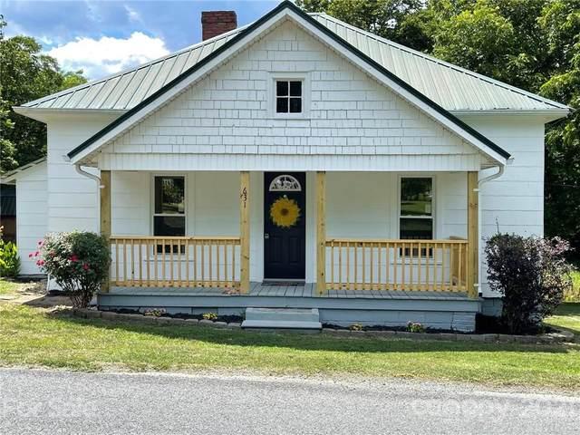631 Laurel Street, Albemarle, NC 28001 (#3751979) :: Rhonda Wood Realty Group