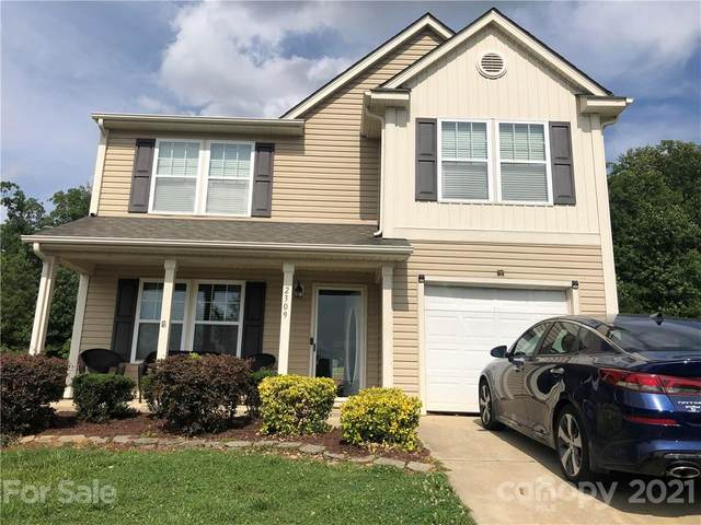 2309 Stonehaven Drive, Albemarle, NC 28001 (#3752027) :: BluAxis Realty