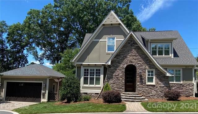 3311 Josephine Court, Charlotte, NC 28205 (#3752041) :: Homes Charlotte