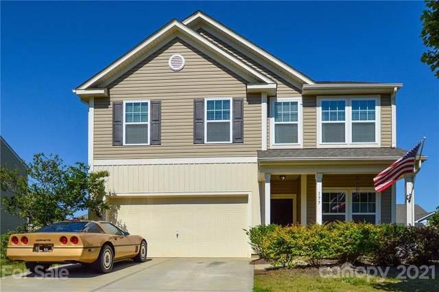 177 Jobe Drive, Statesville, NC 28677 (#3752078) :: Rhonda Wood Realty Group