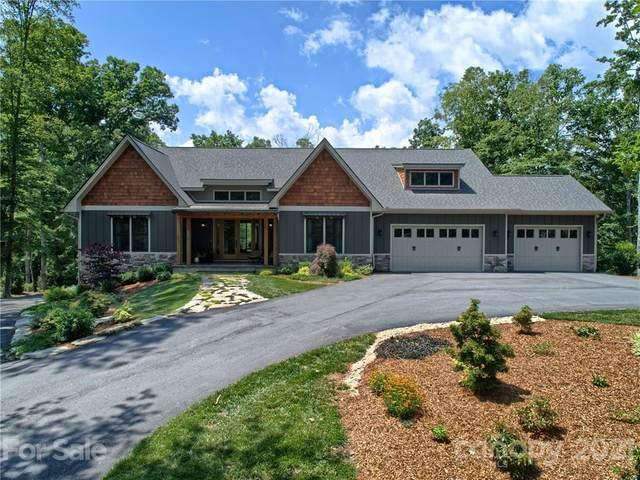 551 Skytop Farm Lane, Hendersonville, NC 28791 (#3752080) :: Carver Pressley, REALTORS®