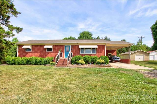 129 Westmoreland Road, Mooresville, NC 28115 (#3752095) :: Odell Realty
