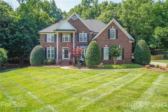 6525 Hollow Oak Drive, Mint Hill, NC 28227 (#3752100) :: Carver Pressley, REALTORS®
