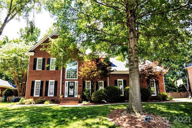 5362 Shannamara Drive, Matthews, NC 28104 (#3752127) :: Stephen Cooley Real Estate Group