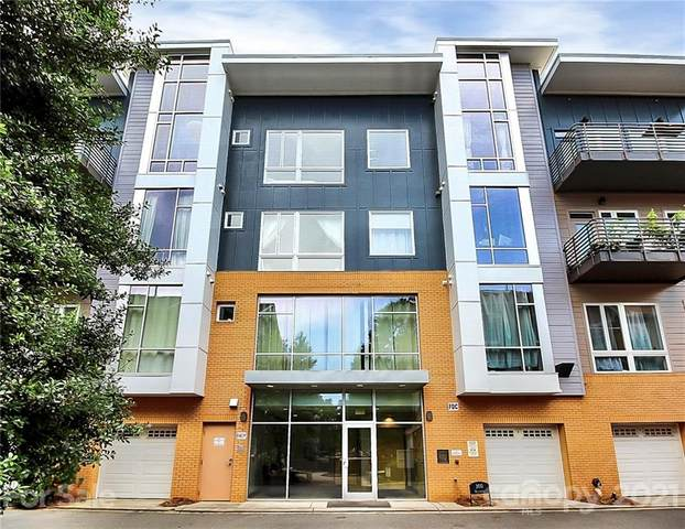 300 Magnolia Avenue #206, Charlotte, NC 28203 (#3752185) :: Odell Realty