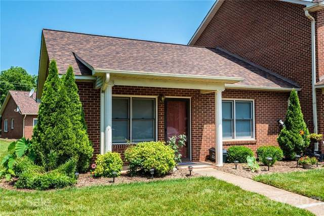 102 Brandywine Drive B-1, Conover, NC 28613 (#3752201) :: MartinGroup Properties