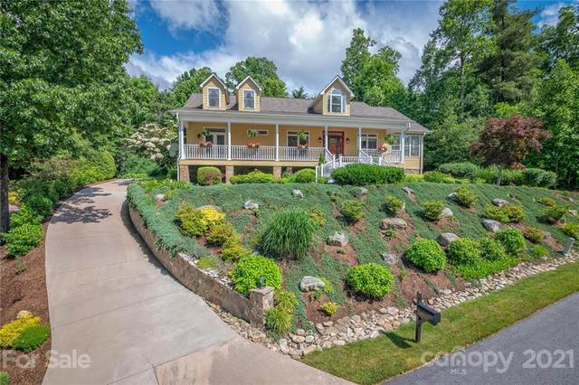 31 Carriage West Drive, Hendersonville, NC 28791 (#3752216) :: The Mitchell Team