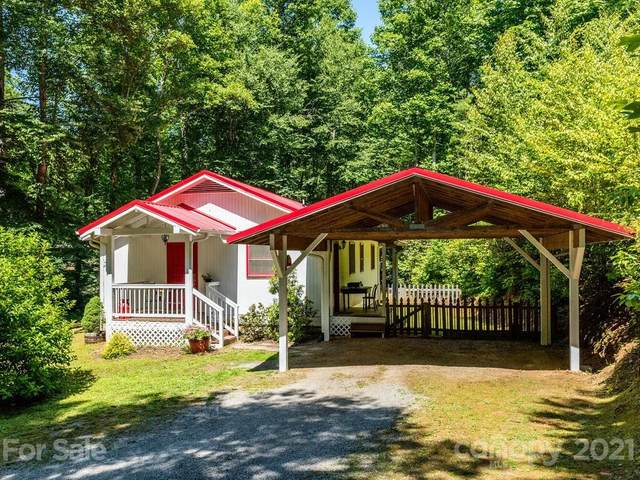 400 Gonce Drive, Mills River, NC 28759 (#3752225) :: Scarlett Property Group