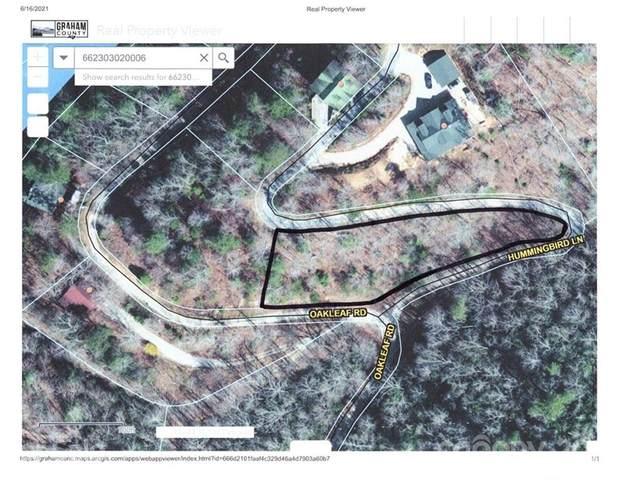 1 Oakleaf Road, Robbinsville, NC 28711 (#3752250) :: Mossy Oak Properties Land and Luxury