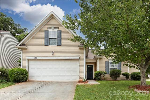 402 Mountain Quail Drive, Charlotte, NC 28216 (#3752255) :: The Snipes Team | Keller Williams Fort Mill