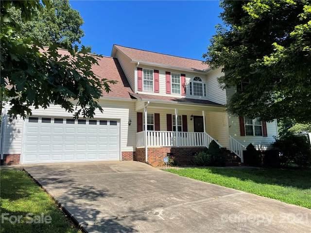 278 Strawberry Lane, Salisbury, NC 28147 (#3752268) :: Homes with Keeley | RE/MAX Executive