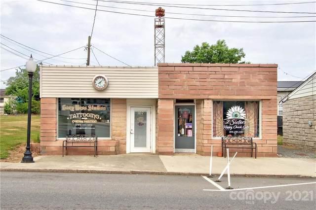 107/109 N Main Street, Faith, NC 28041 (#3752277) :: Scarlett Property Group