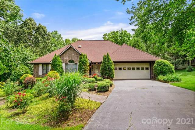 8 Weston Heights Drive #13, Asheville, NC 28803 (#3752283) :: Lake Wylie Realty