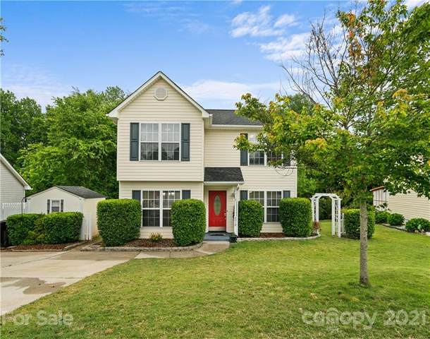 2318 Lomax Court SE, Concord, NC 28025 (#3752298) :: Lake Wylie Realty