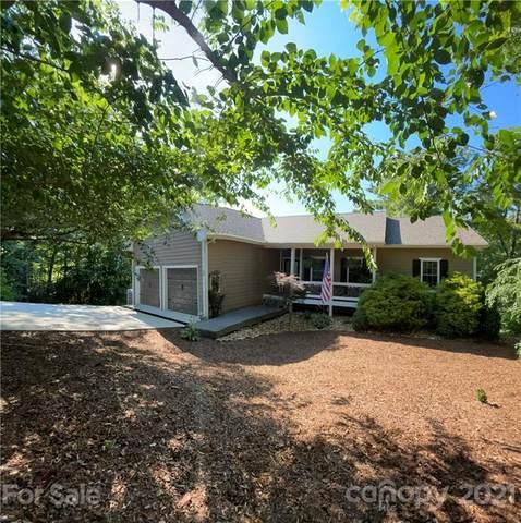 54 Bald Eagle Lane #48, Marion, NC 28752 (#3752370) :: Todd Lemoine Team