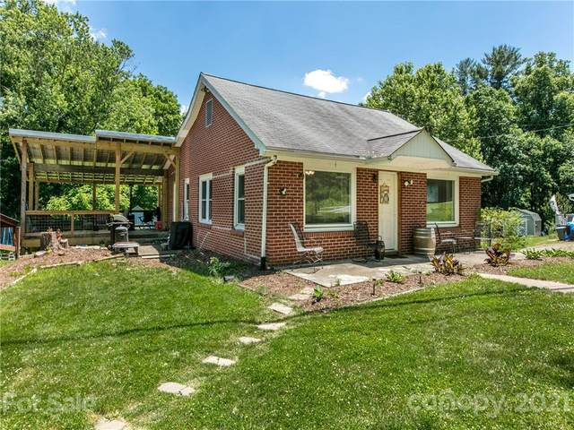 35 Old Fort Road, Fairview, NC 28730 (#3752388) :: Lake Wylie Realty