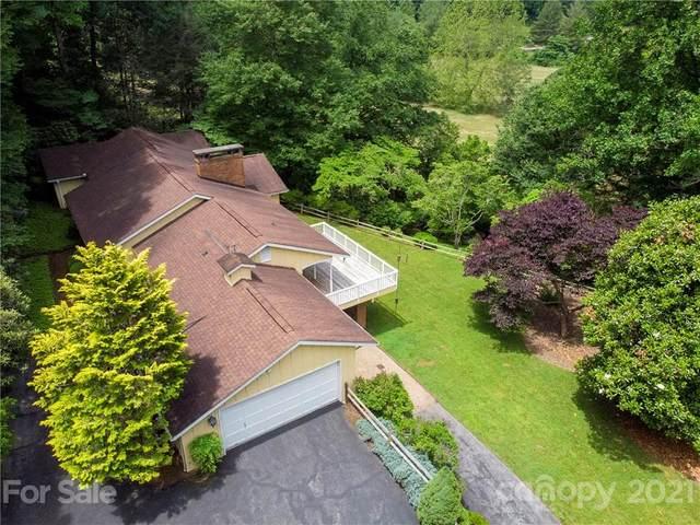 1097 Glen Cannon Drive, Pisgah Forest, NC 28768 (#3752403) :: Keller Williams Professionals