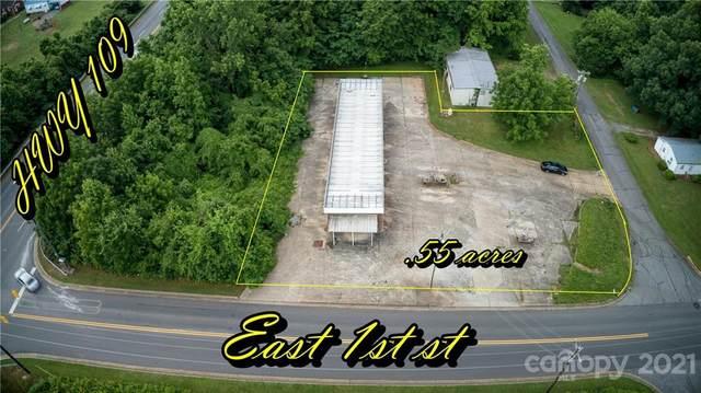 240 E 1st Street E, Denton, NC 27239 (#3752414) :: BluAxis Realty