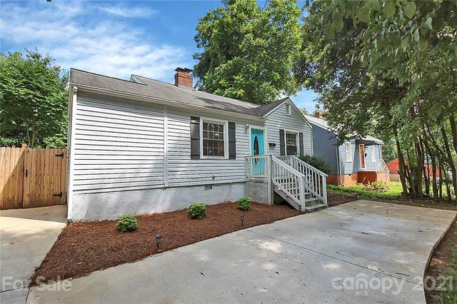 1031 Spruce Street, Charlotte, NC 28203 (#3752416) :: Home and Key Realty