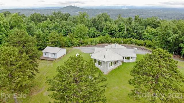 7146 Walkers Knob Road, Connelly Springs, NC 28612 (#3752432) :: BluAxis Realty