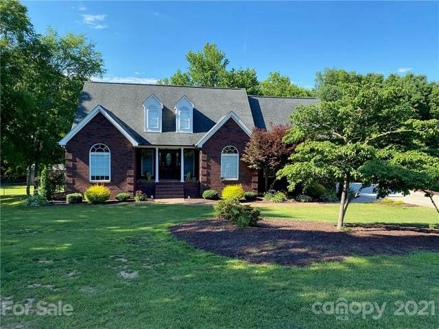6805 Plyler Road, Kannapolis, NC 28081 (#3752436) :: Odell Realty
