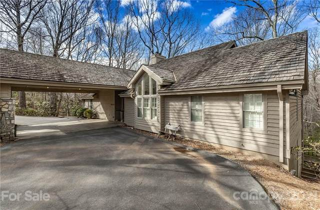 160 Club Colony Lane, Lake Toxaway, NC 28747 (#3752452) :: Keller Williams South Park