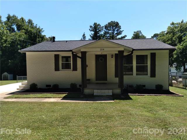 104 Carey Avenue, Mount Holly, NC 28120 (#3752514) :: Homes Charlotte