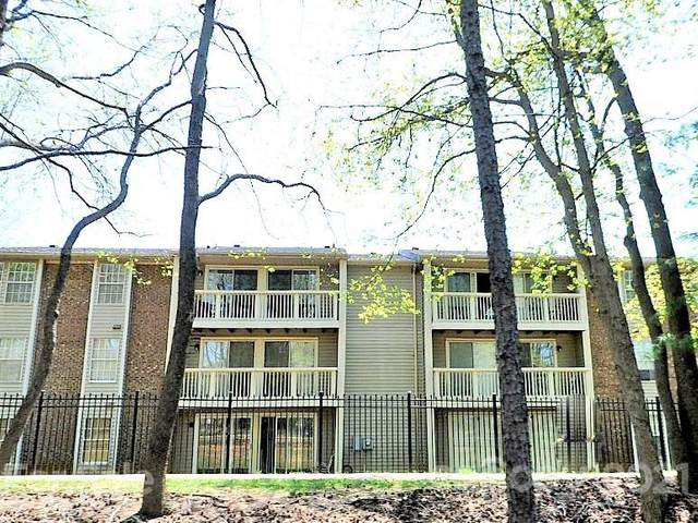 1604 Arlyn Circle L, Charlotte, NC 28213 (#3752526) :: Homes Charlotte