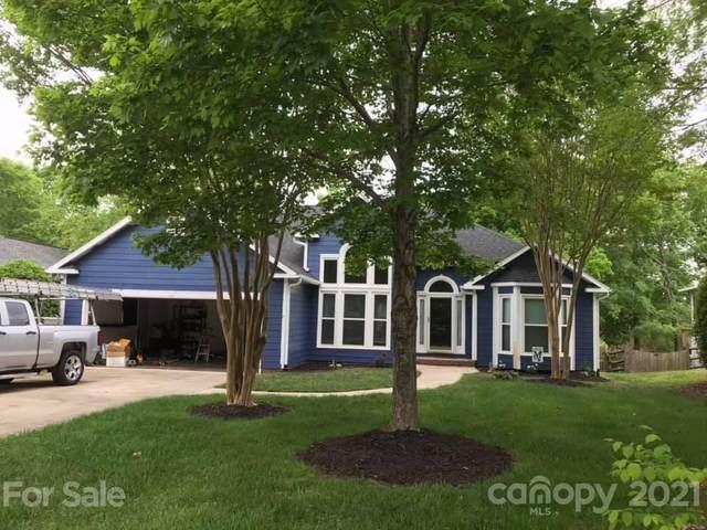 1364 Mistletoe Ridge Place #36, Concord, NC 28027 (#3752534) :: Lake Wylie Realty