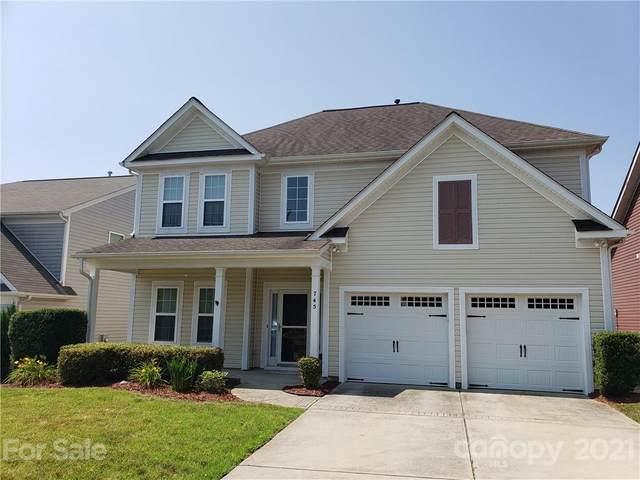 745 Inwood Hill Drive, Gastonia, NC 28056 (#3752539) :: Lake Wylie Realty