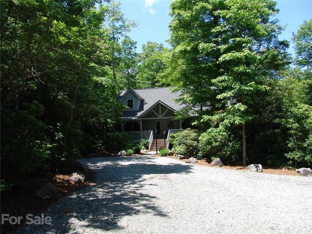 75 Longview Ridge Road, Lake Toxaway, NC 28747 (#3752551) :: Mossy Oak Properties Land and Luxury