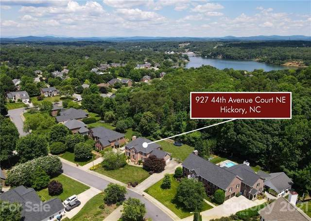 927 44th Ave Court NE, Hickory, NC 28601 (#3752554) :: Odell Realty